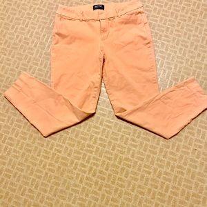OldNavy Pixie Pants size 8 Peach